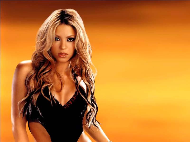 Shakira actualmente