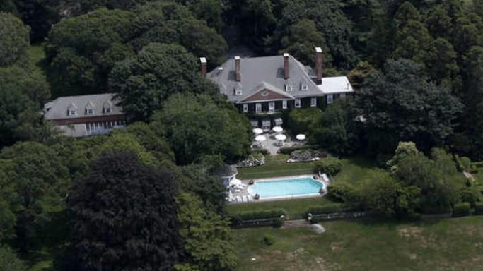 Casa de Michael Bloomberg