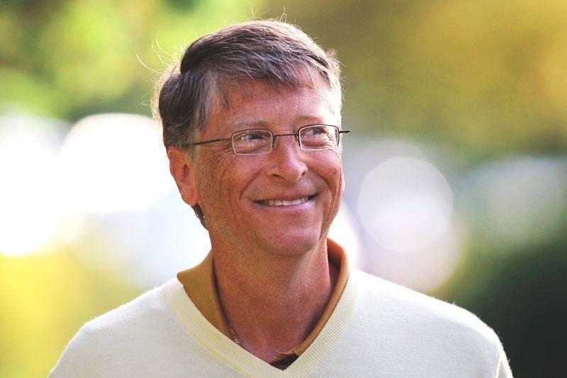 ¿Dónde vive Bill Gates?