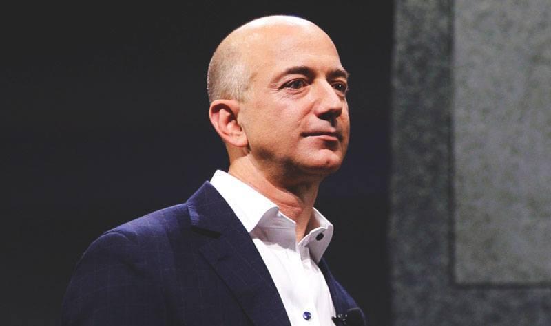 ¿Dónde vive Jeff Bezos?