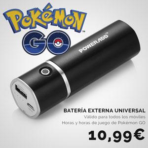 Batería externa de móvil para Pokemon GO