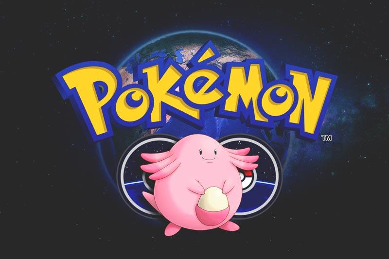 ¿Dónde encontrar a Chansey en Pokémon GO?