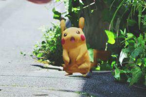 Donde encontrar a Pikachu en Pokemon Go