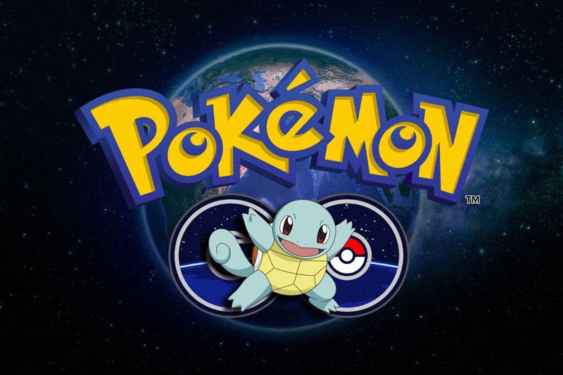 Donde encontrar a Squirtle en pokemon go