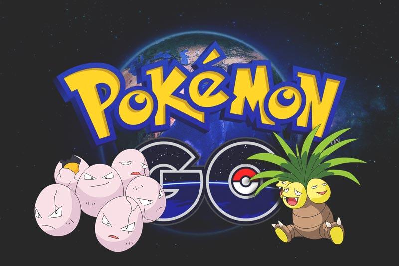 Dónde conseguir a Exeggcute y Exeggutor en Pokémon GO