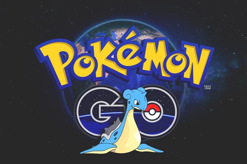 ¿Dónde encontrar a Lapras en Pokémon GO?