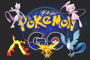 Dónde encontrar a Mewtwo, Mew, Ariticuno, Moltres y Zapdos en Pokemon GO