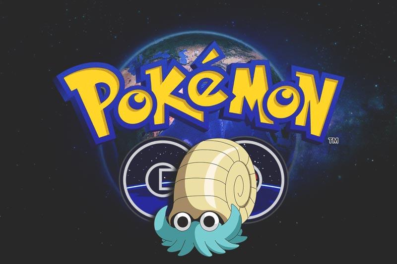 ¿Dónde encontrar a Omanyte y Omastar en Pokémon GO?