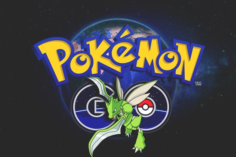 ¿Dónde encontrar a Scyther en Pokémon GO?