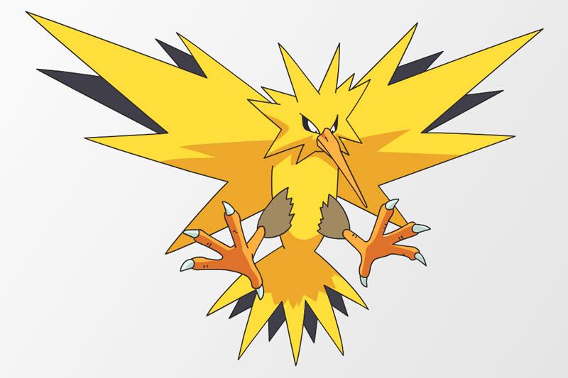 Zapdos Images Pokemon Images