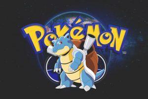 Capturar a Blastoise en Pokemon GO