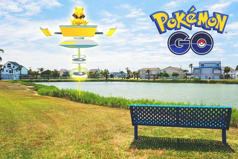 Defender gimnasios en Pokémon GO