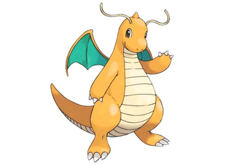 Mejor Pokémon tipo dragón: DRAGONITE