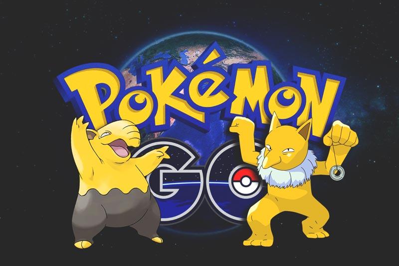 Capturar a Drowzee y Hypno en Pokemon GO