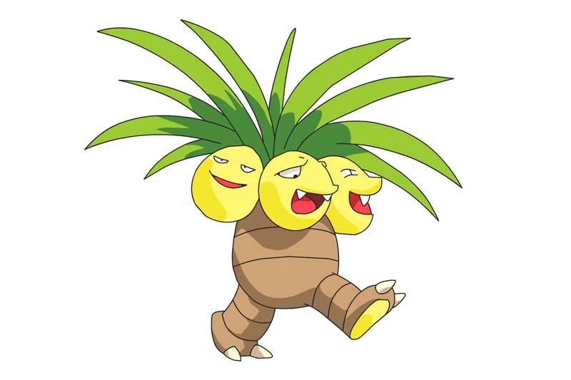 Mejor Pokémon tipo psíquico: EXEGGUTOR