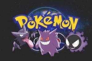 Capturar a Gastly, Haunter y Gengar en Pokemon GO