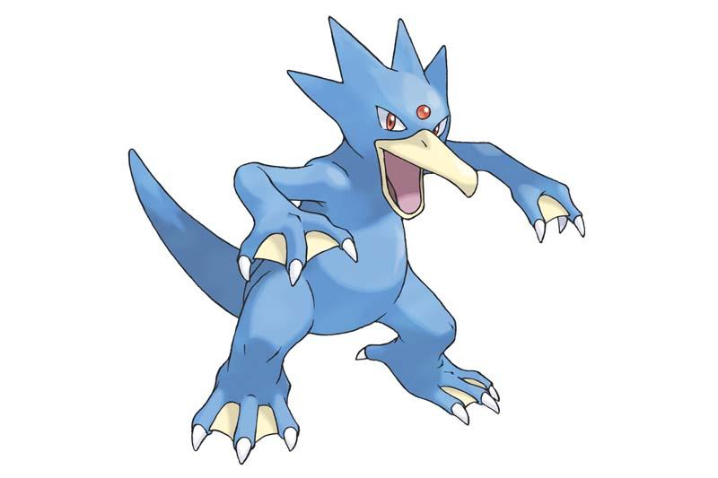 Mejor Pokémon tipo agua: GOLDUCK