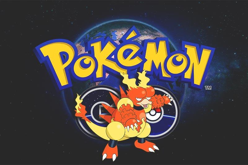 Donde capturar a Magmar en Pokémon GO