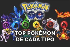 Mejores pokémon en ataque de Pokémon GO