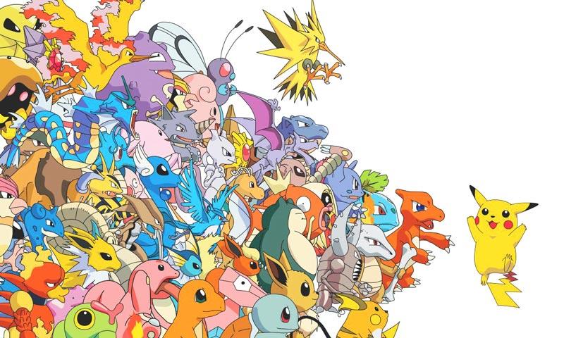 Mejores pokémon de Pokémon GO