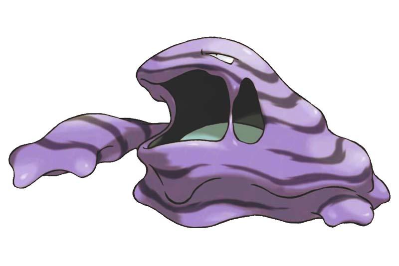 Mejor Pokémon tipo veneno: MUK