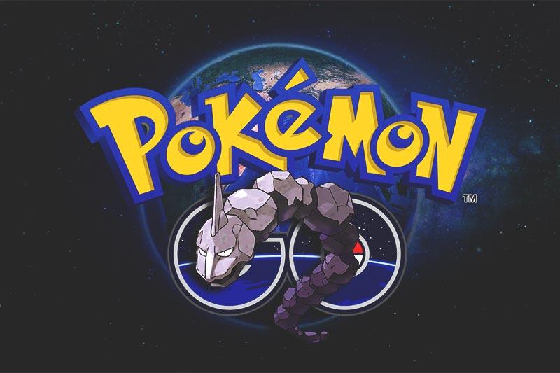Dónde capturar a Onix en Pokémon GO