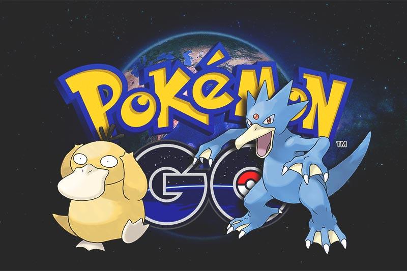 ¿Dónde capturar a Psyduck y Golduck en Pokémon GO?