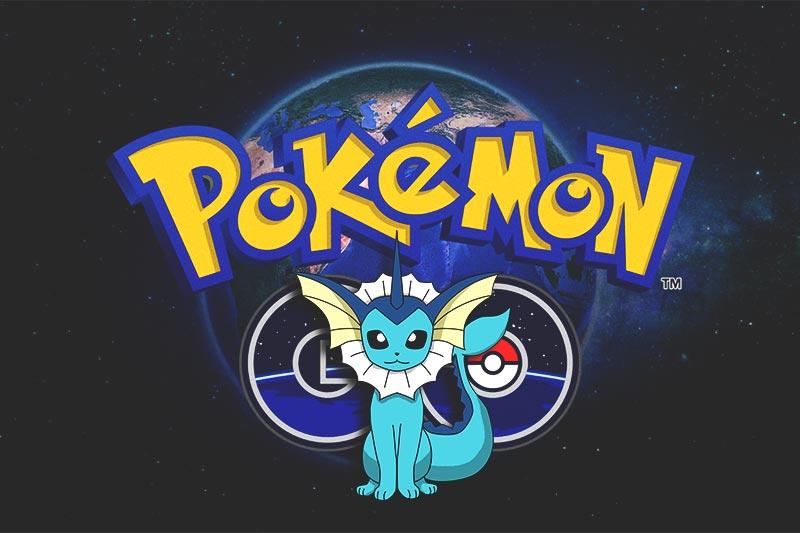 Vaporeon en Pokémon GO