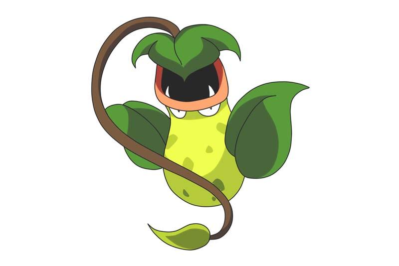 Mejor Pokémon tipo planta: VICTREEBEL