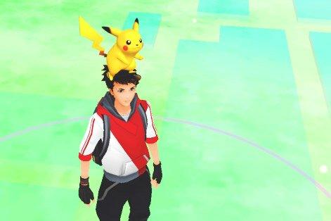 Pokemon GO Buddy