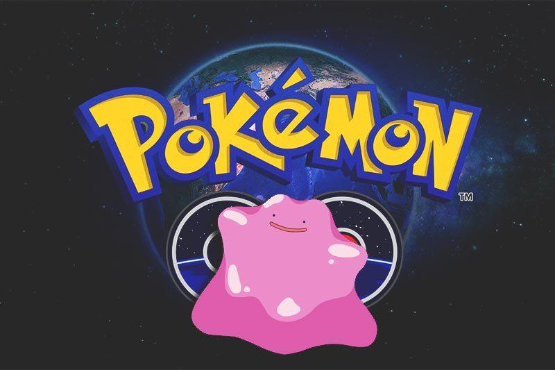 ¿Dónde capturar a Ditto en Pokémon GO?