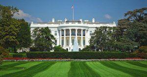 ¿Donde vive el presidente de los Estados Unidos de América?