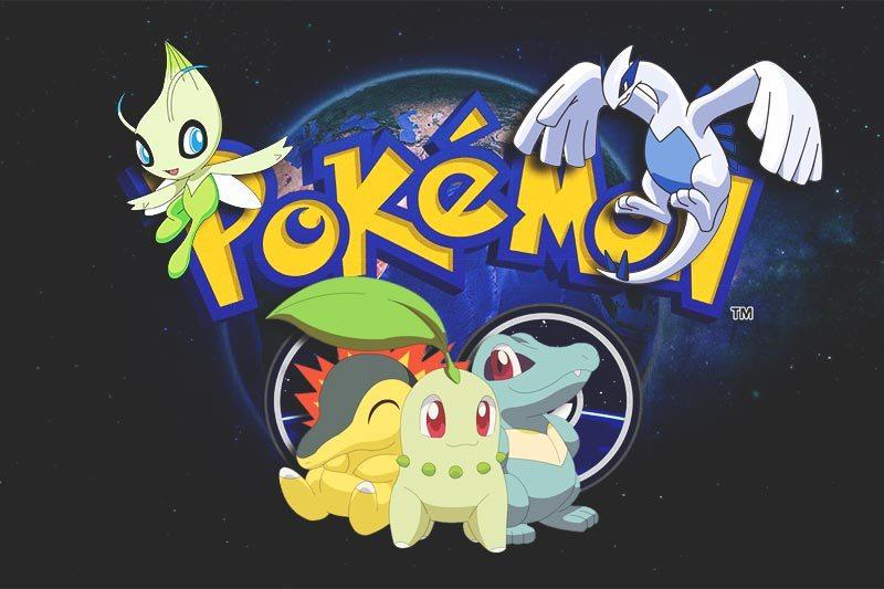 Pokémon GO actualización Johto